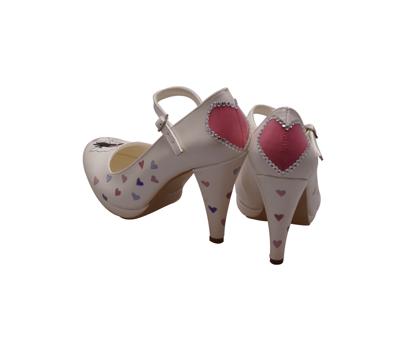 Wedding Shoe ERD028.4